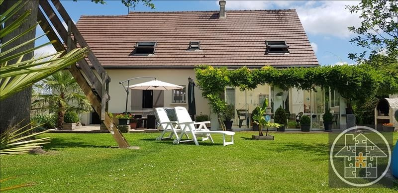 Sale house / villa St leger aux bois 229 000€ - Picture 2