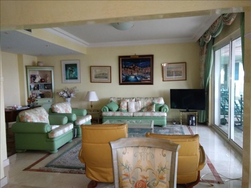 Vente de prestige appartement Le golfe juan 798000€ - Photo 2