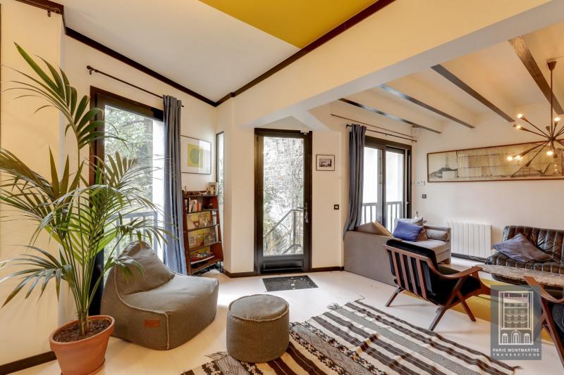 Deluxe sale house / villa Paris 18ème 2395000€ - Picture 3