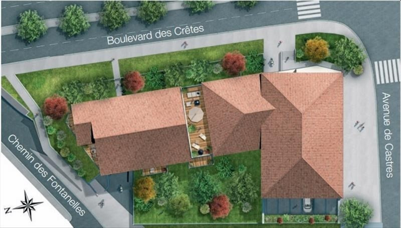 Vente appartement Toulouse 404000€ - Photo 5