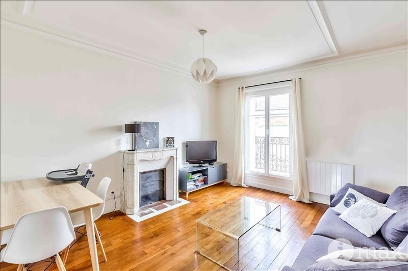 Vente appartement Courbevoie 389000€ - Photo 1