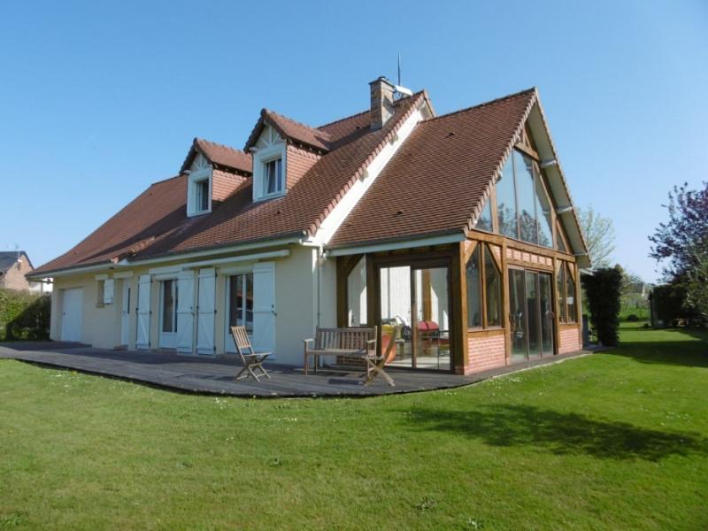Sale house / villa Montmain 279000€ - Picture 1