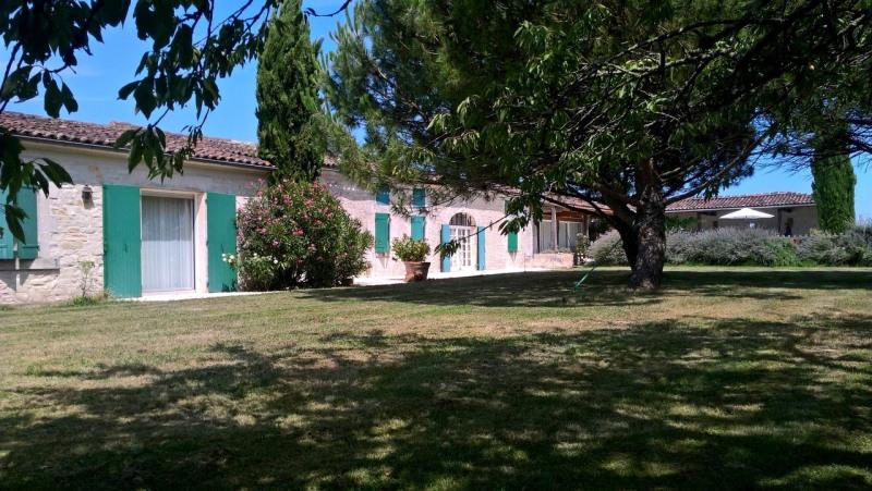 Vente maison / villa Saint-sulpice-de-cognac 416725€ - Photo 2