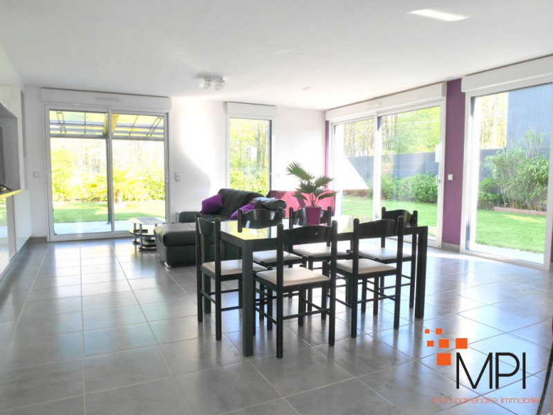 Sale house / villa La meziere 334 000€ - Picture 3