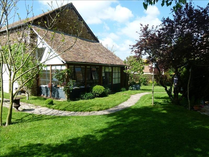 Sale house / villa Montfort-l'amaury 529000€ - Picture 3