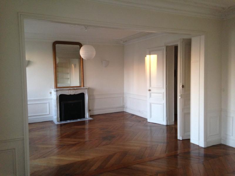 Rental apartment Paris 17ème 1858€ CC - Picture 1
