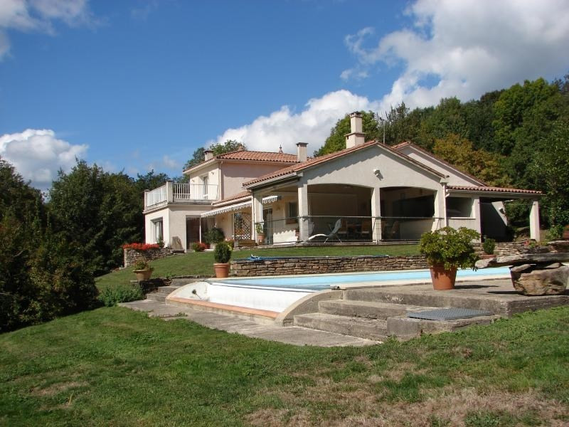 Deluxe sale house / villa Mazamet 575000€ - Picture 1