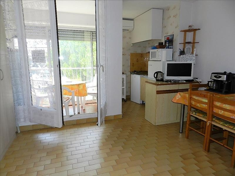Rental apartment La grande motte 500€ CC - Picture 1
