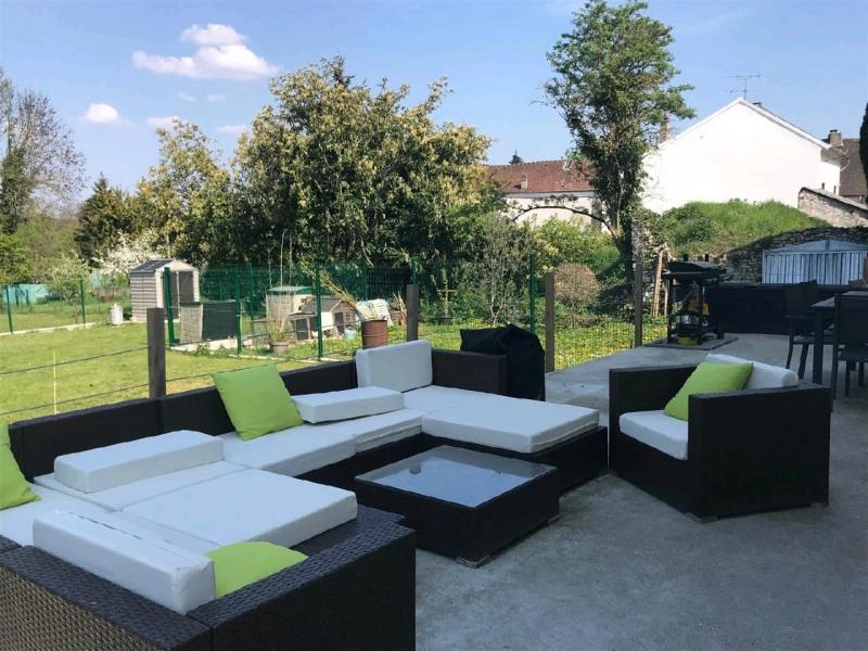 Vente maison / villa Chauvry 418000€ - Photo 4