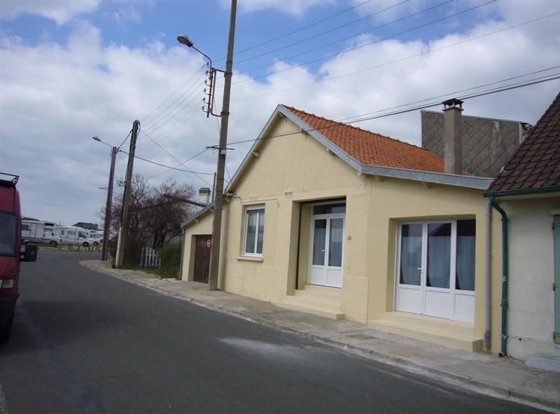Location vacances maison / villa Fort mahon plage  - Photo 1