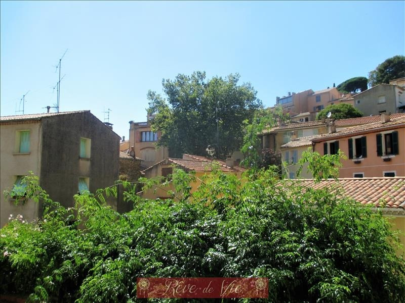 Sale apartment Bormes les mimosas 143 000€ - Picture 1