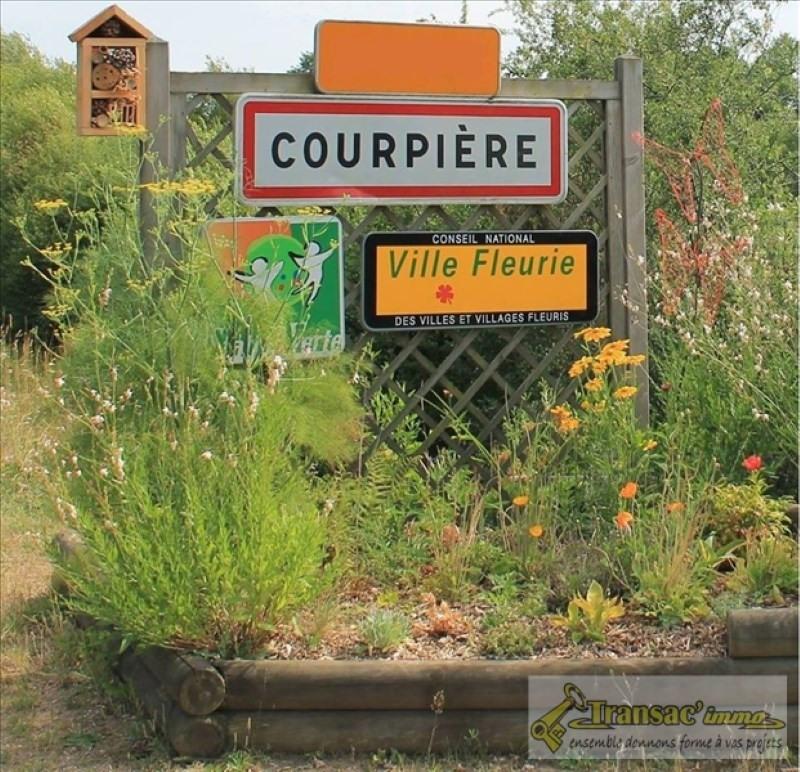 Sale site Courpiere 32000€ - Picture 1