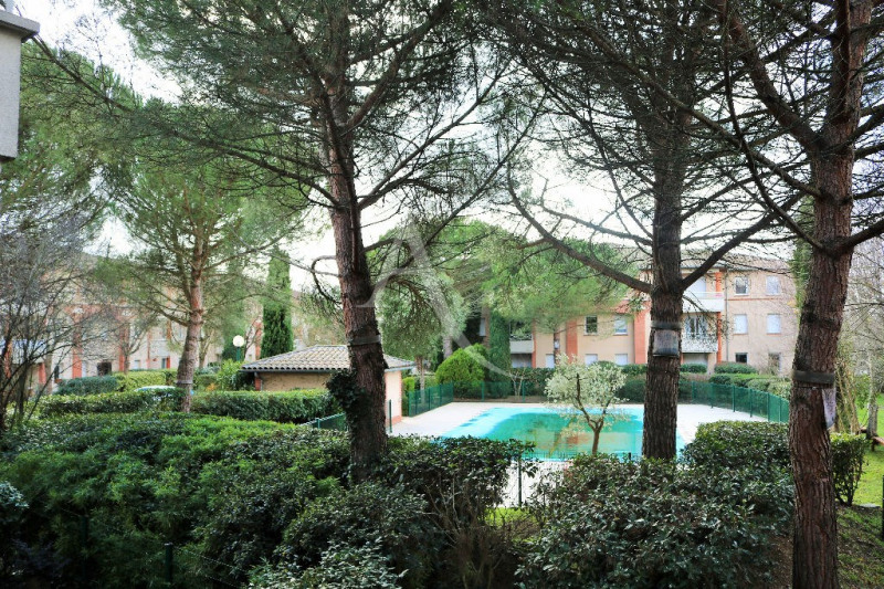 Sale apartment Blagnac 160000€ - Picture 2