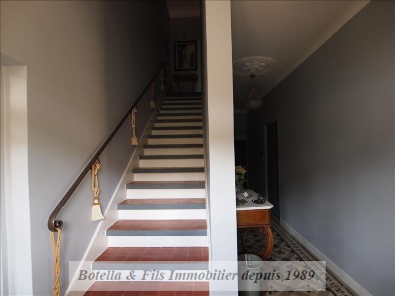 Verkoop van prestige  huis Uzes 526000€ - Foto 10