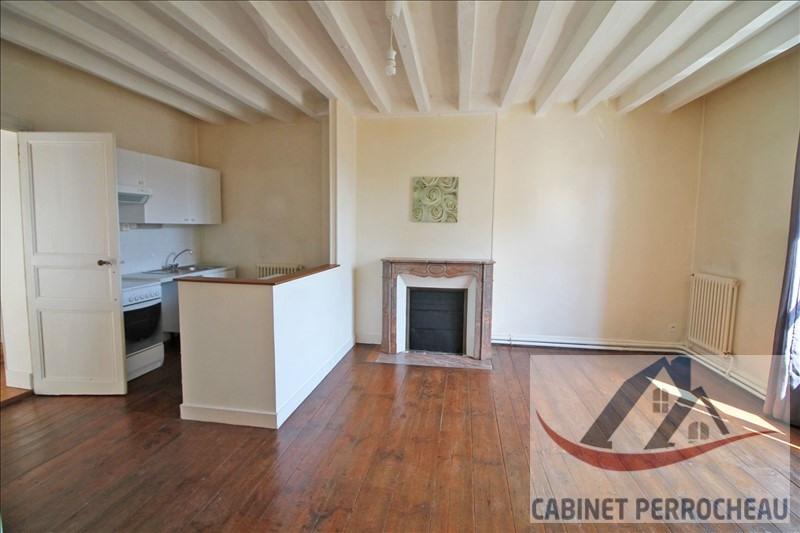 Vente maison / villa La chartre sur le loir 88920€ - Photo 4