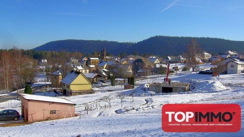 Vente terrain Aubure 129000€ - Photo 3