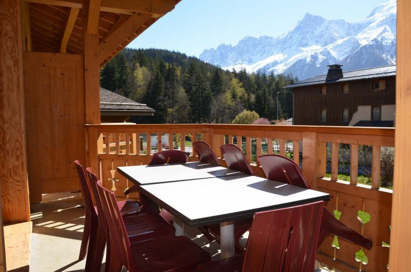 Vente appartement Les houches 490 000€ - Photo 8