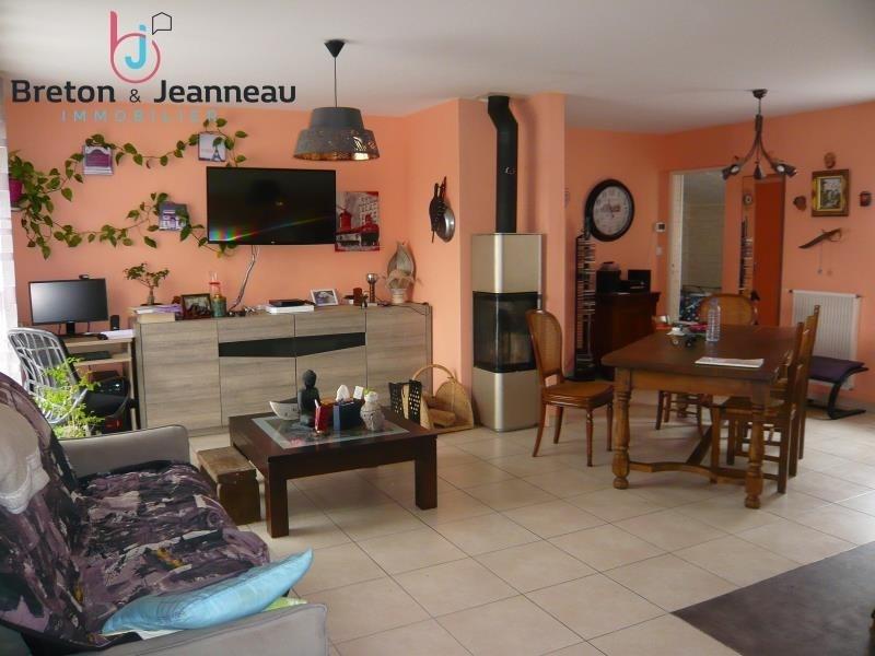 Vente maison / villa Juvigne 89500€ - Photo 2