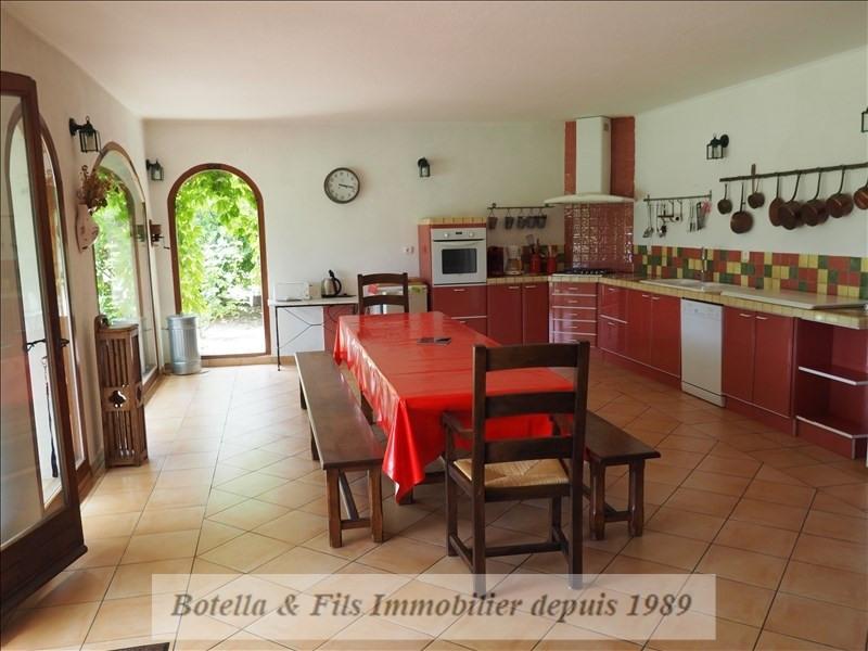 Verkoop van prestige  huis Uzes 929000€ - Foto 14