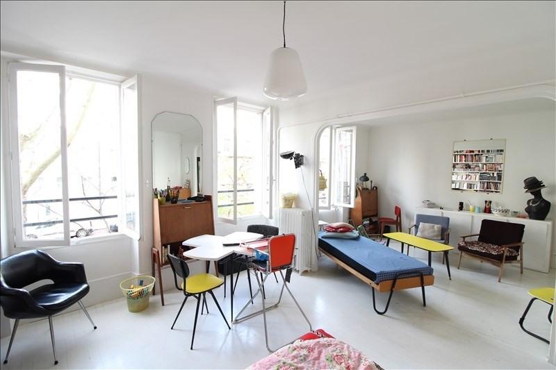 Vente appartement Paris 19ème 535000€ - Photo 2