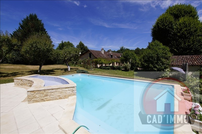 Vente maison / villa Lembras 549 000€ - Photo 4