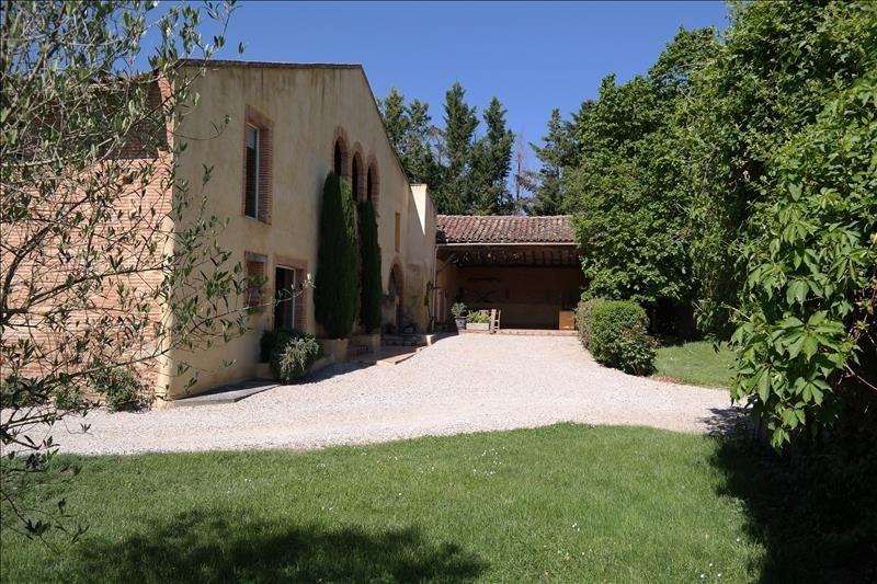 Vente de prestige maison / villa Grisolles 550000€ - Photo 3
