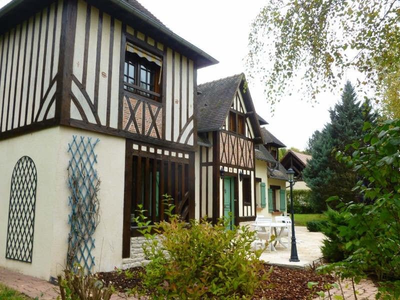 Sale house / villa Breval proche 405000€ - Picture 9