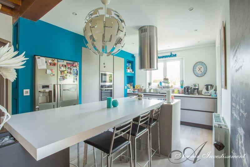 Sale house / villa St romain de popey 455000€ - Picture 2