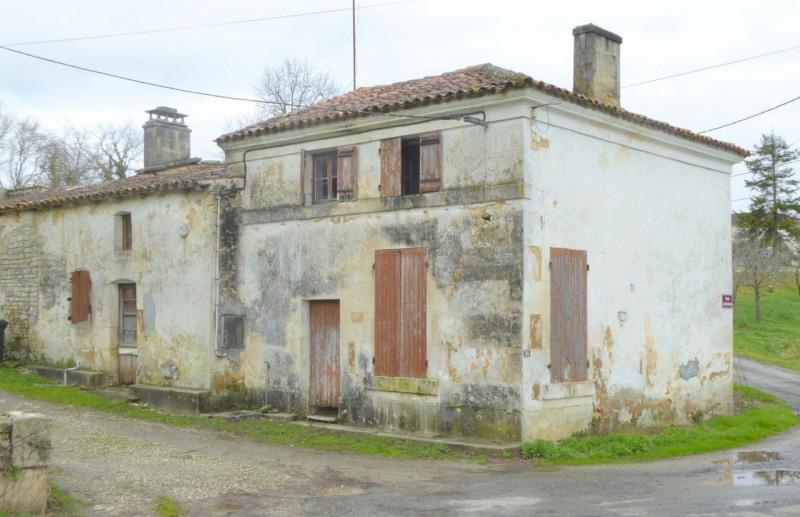 Sale house / villa Villars-les-bois 27375€ - Picture 1