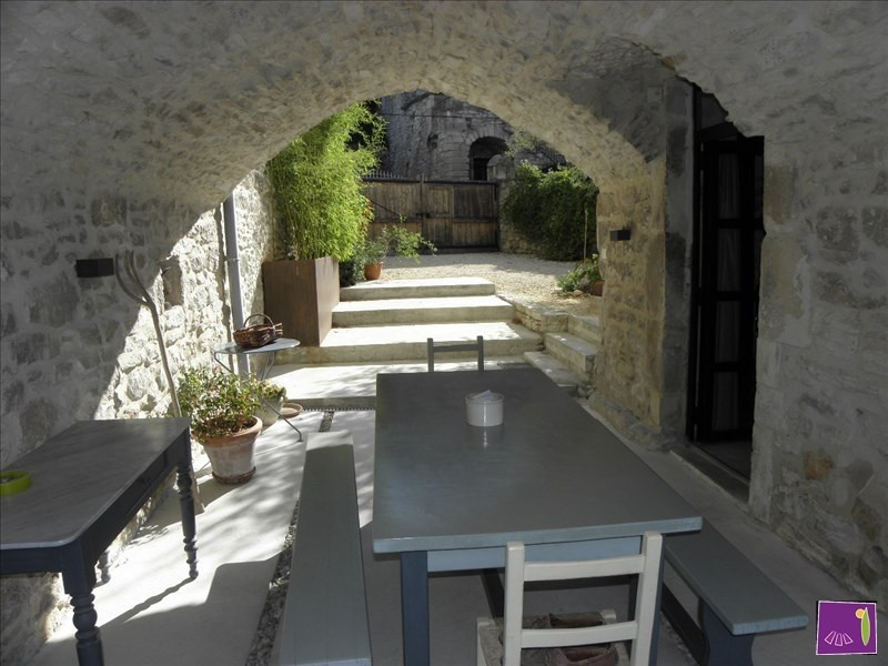 Verkoop van prestige  huis Barjac 469000€ - Foto 9