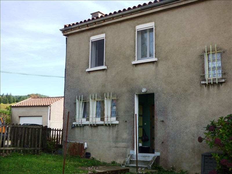 Vente maison / villa Labastide rouairoux 75000€ - Photo 1