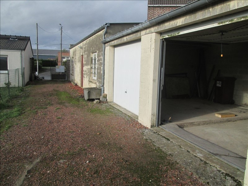 Sale parking spaces Fressain 69 000€ - Picture 1