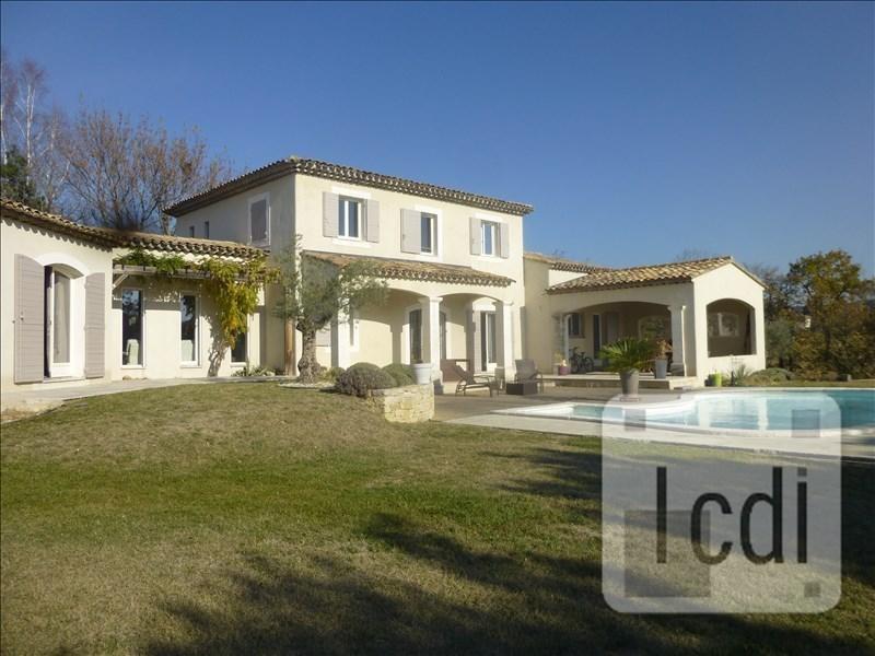 Vente de prestige maison / villa Montélimar 610000€ - Photo 1