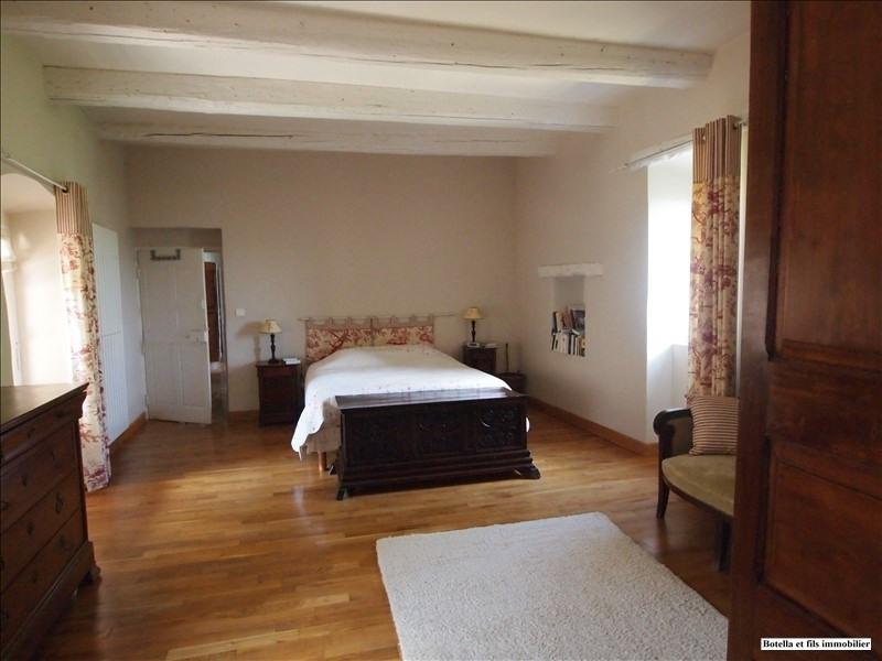 Verkoop van prestige  huis Uzes 795000€ - Foto 15