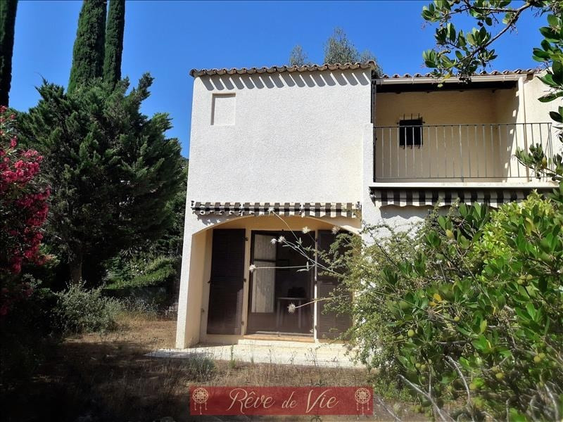 Sale house / villa Le lavandou 275000€ - Picture 1