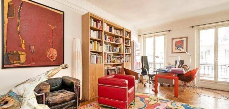 Vente de prestige appartement Paris 8ème 1565000€ - Photo 4