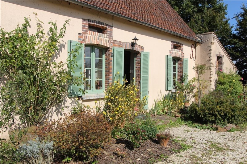 Sale house / villa Fontaines 171 000€ - Picture 1