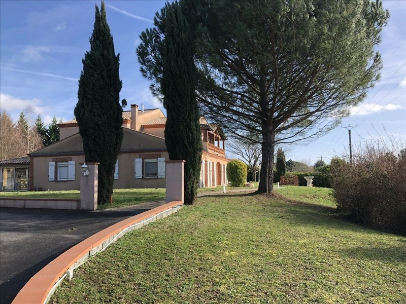 Deluxe sale house / villa Quint-fonsegrives 694000€ - Picture 1