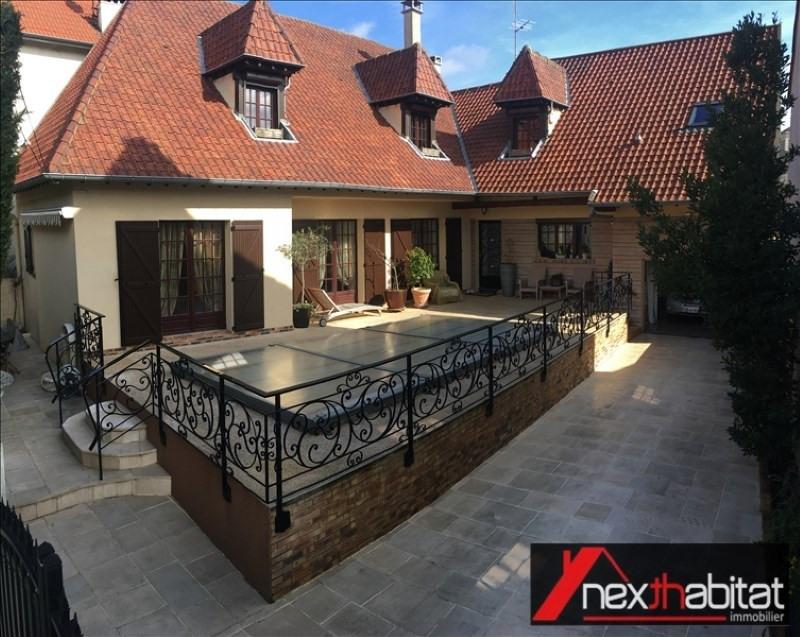Vente de prestige maison / villa Les pavillons sous bois 545000€ - Photo 1