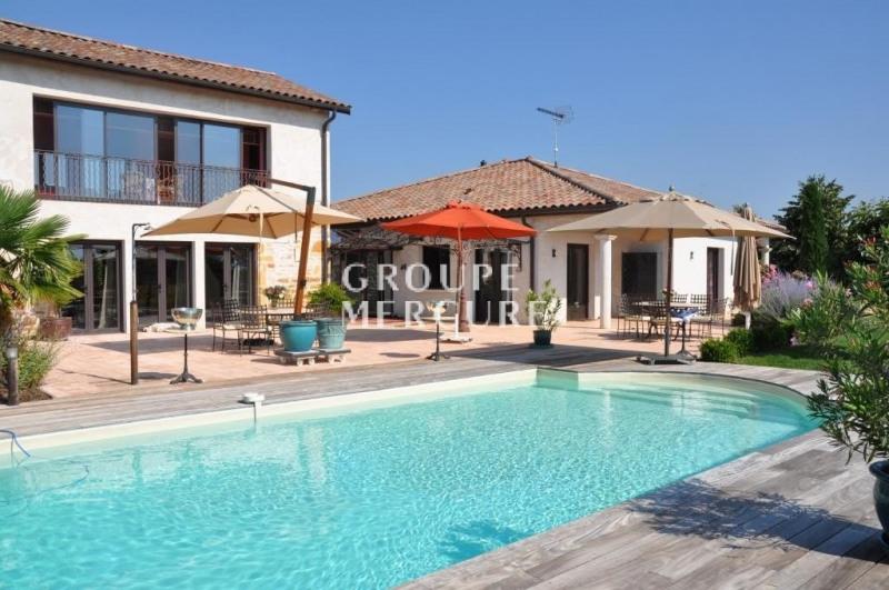 A vendre - maison de caractère - Rhône - beaujolais - villef