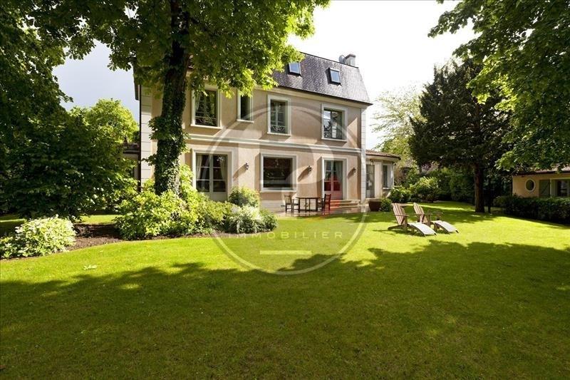 Immobile residenziali di prestigio casa Le vesinet 3190000€ - Fotografia 8