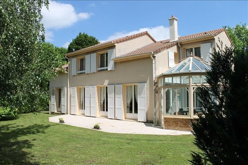 Immobile residenziali di prestigio casa Louveciennes 1227000€ - Fotografia 9
