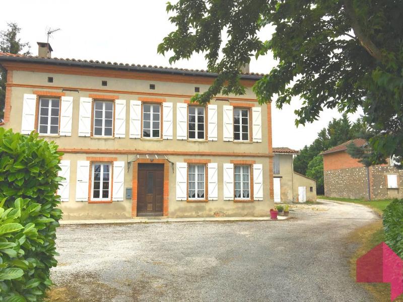 Sale house / villa Teulat 374000€ - Picture 1