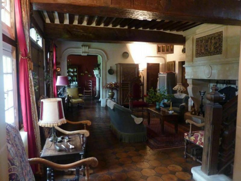 Deluxe sale house / villa Lisieux 577500€ - Picture 2