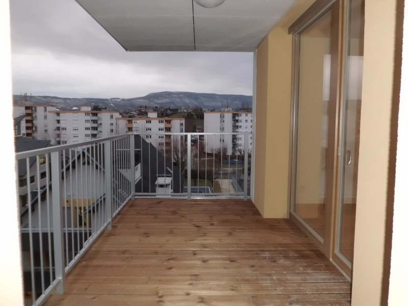 Rental apartment La ravoire 578€ CC - Picture 1