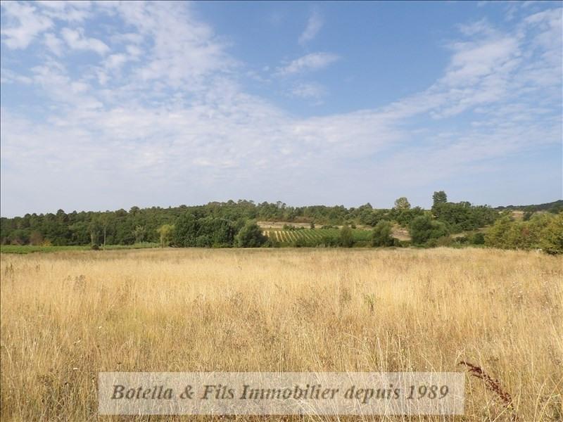 Verkoop  stukken grond Vagnas 128000€ - Foto 1