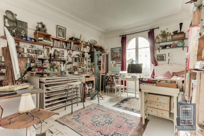 Deluxe sale apartment Paris 18ème 1260000€ - Picture 15