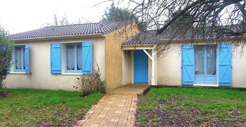 Vente maison / villa Froidfond 116600€ - Photo 1