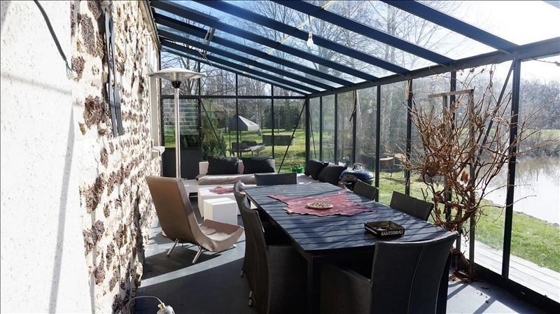 Revenda casa Septeuil 780000€ - Fotografia 4