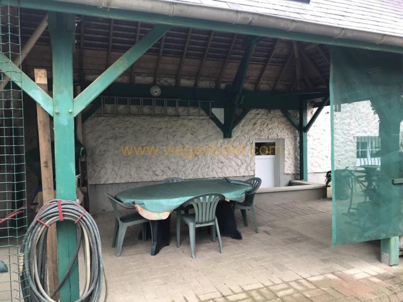 Vitalicio  casa Port-brillet 52500€ - Fotografía 6
